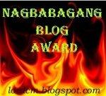 nagbabaga-award